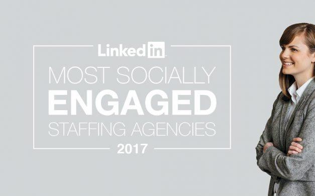 Gi Group Among World's Most Socially Engaged Staffing Agencies